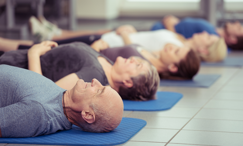 Le yoga comme médecine alternative