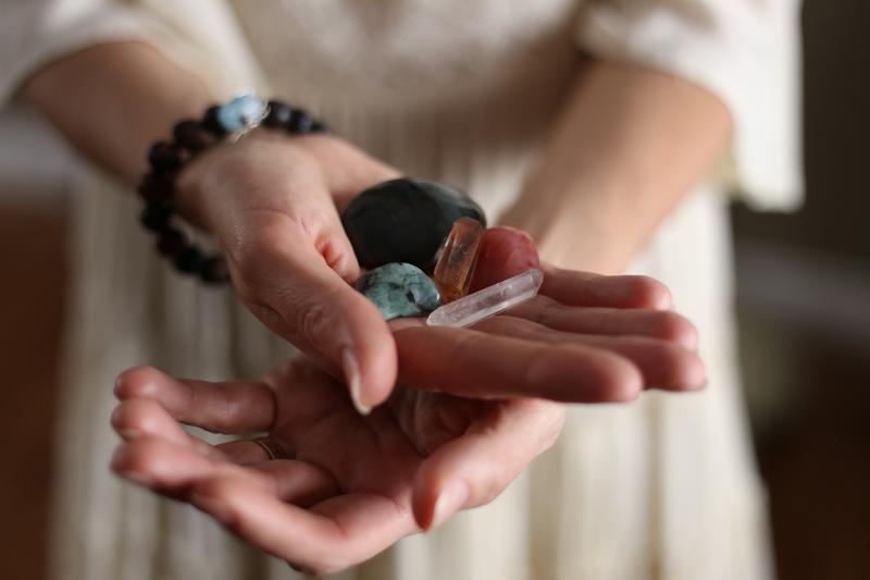 Lithothérapie : découvrez les pierres de soin