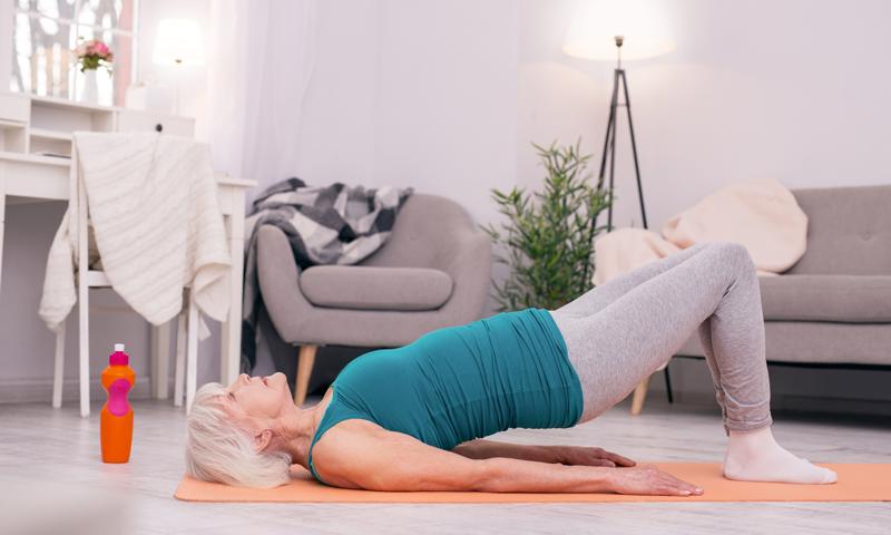5 exercices à faire chez soi pour muscler son périnée