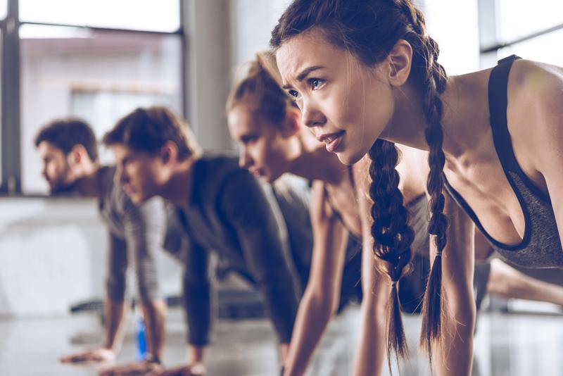 Quels sont les avantages d'une activité sportive en groupe ?